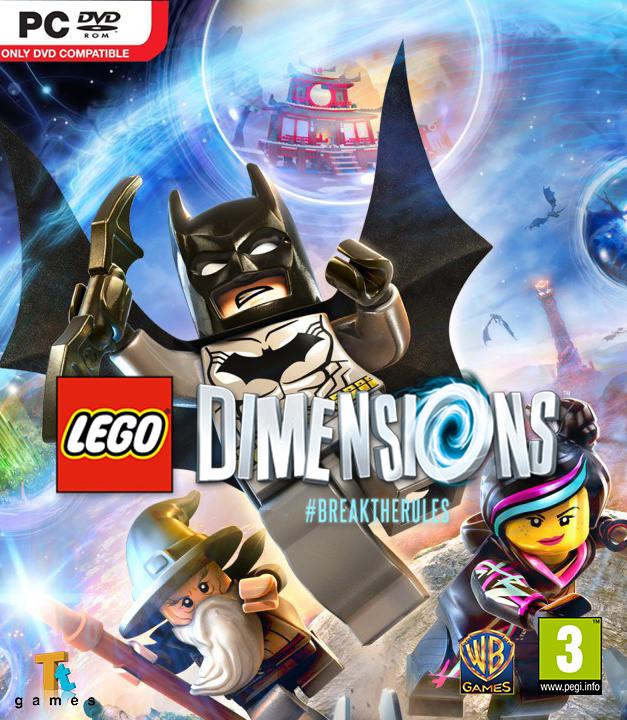 скачать игру лего Dimensions через торрент на пк - фото 5