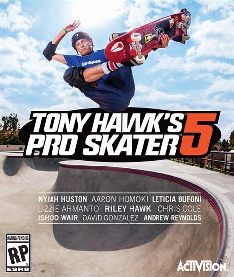 Tony hawk pro skater 5 скачать торрент pc